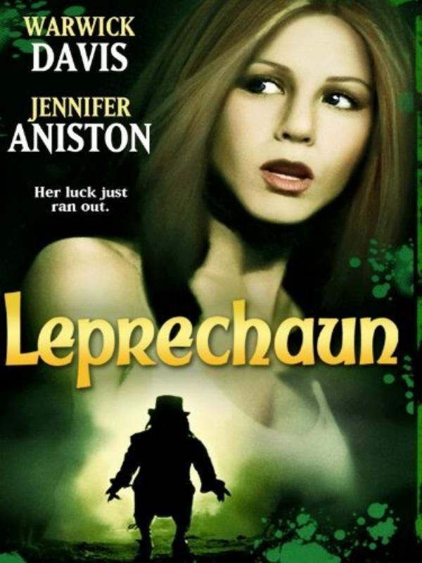 JENNIFER ANISTON in LEPRECHAUN